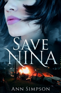 Save Nina Cover Kindle Scout